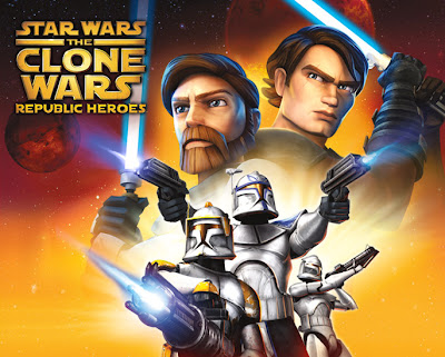 Clone Wars: Republic Heroes