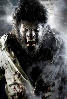 Benicio del Toro Wolf Man