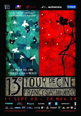 13° Tour de cine Francés en México