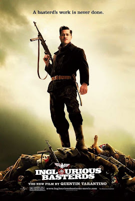 Inlorious basterds opening