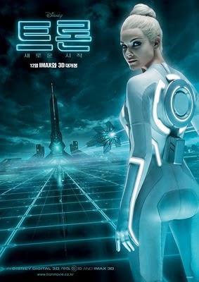 Tron Legacy Korean posters