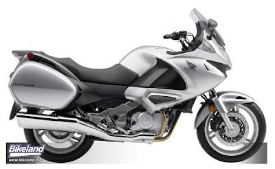 New Honda NT 700 Silver Sport Edition 2010 2