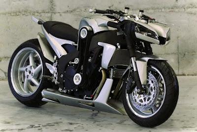 New Lazareth 1000 Compressor FZ1 Future Bike