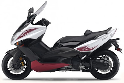 New Yamaha T-Max Super Sport 2010 2