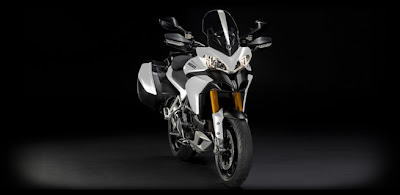 New Ducati Multistrada 1200 CC White Sport Edition 1