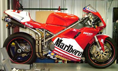 Ducati Marlboro Red Superbike 1