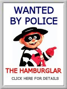 The Hamburglar Pictures