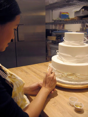 Cake Artist Shinmin Li : I Found The Place (Formerly The Flirty Blog): January 2009