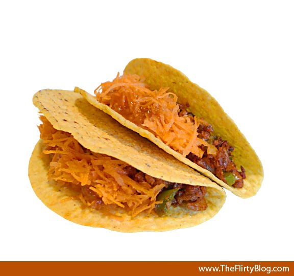 ... Place (Formerly The Flirty Blog): Super Simple DIY Vegetarian Tacos