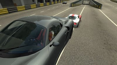 Project Gotham Racing 4 Macau Underpass