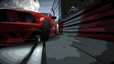 Project Gotham Racing 4 Shelby GT500E