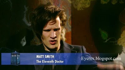 Who Is The New Doctor Who Matt Smith