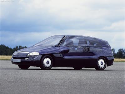 2004 Mercedes Benz Grand Sports Tourer Vision R Concept. 1991 Mercedes-Benz F 100