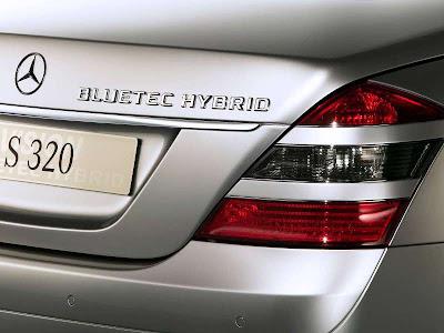 1991 Mercedes Benz C112 Concept. 2005 Mercedes-Benz Bluetec
