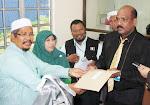 JPN WP hantar Memorandum Bantah RTM eksploitasi tv kempen PRU ke-12