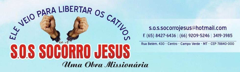 SOS SOCORRO JESUS
