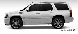 Cadillac Escalate Hybrid