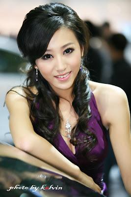 Modelos y Promotoras Asiáticas