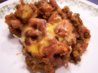 Tried-and-True cooking with Heidi: Me Ma's Corn Chip Casserole
