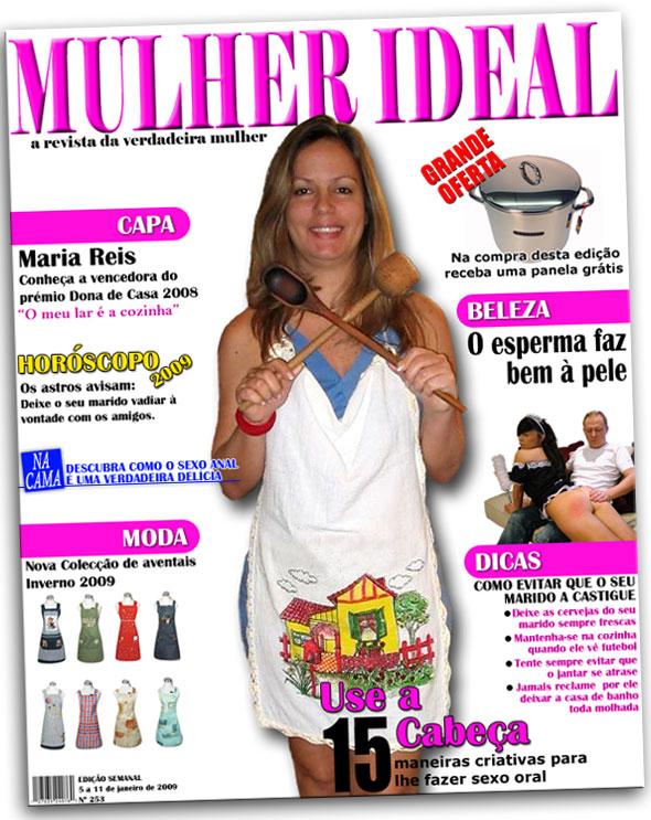 Revista Mulher Ideal