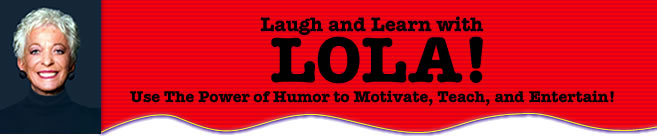 Laugh and learn with Lola