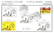 IV Setmana catalana filatèlica