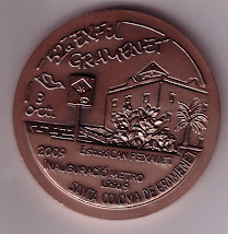 Medalla de la 52a Exfilgramenet