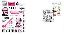 2009. 49a Exposició filatèlica a Figueres