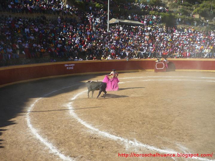 """Plaza de toros """"Señor de Animas"""" - CHALHUANCA"""