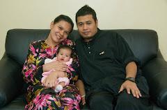 keluarga kecik kami,