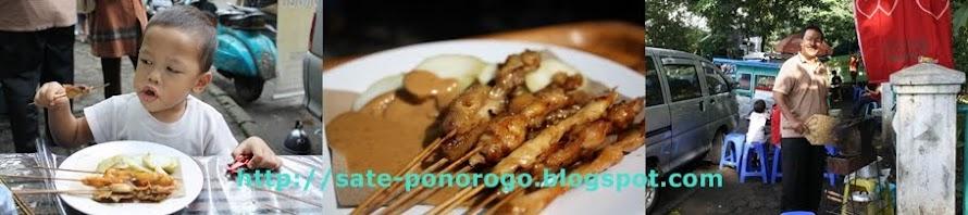 Sate Ayam Ponorogo