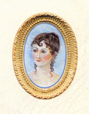 jane austen was writing from a