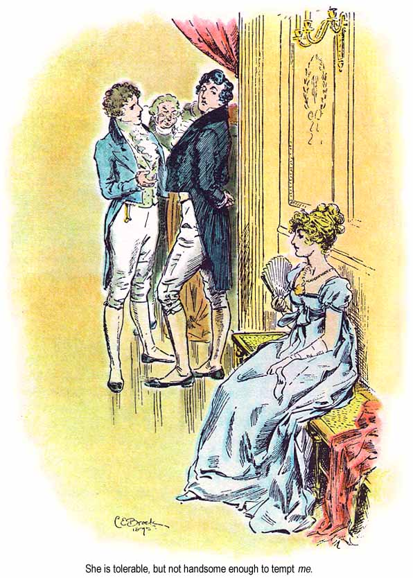 Compare and contrast Elizabeth and Darcy?