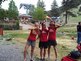 Team Montrail goofing!