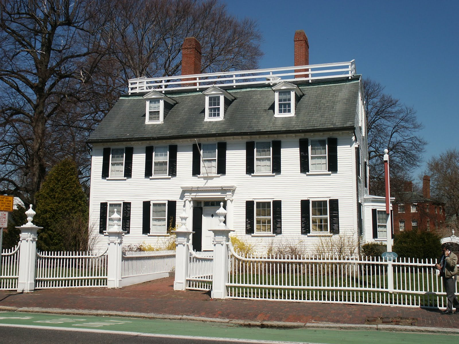 The salem inn blog the ropes mansion and garden 318 for Salem house
