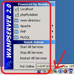 IIS ile WampServer aynı bilgisayarda çalıştırmak