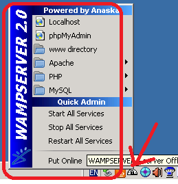IIS ile WampServer ayn� bilgisayarda �al��t�rmak