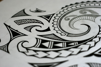 Half Sleeve Tattoo Designs Tribal