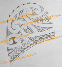 spearhead tattoo sketch tattoos