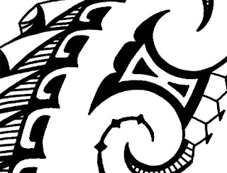 printable high res maori tatoo images