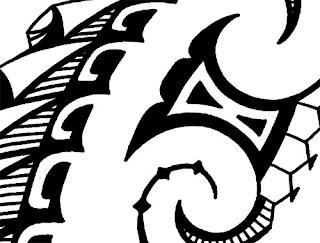 printable high res maori tatoo images