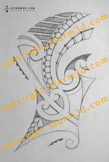 maori kirituhi ribcage tattoo stomach images