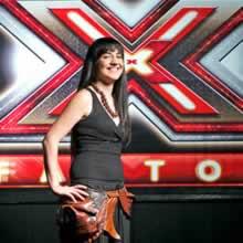 Dorina Leka a X Factor