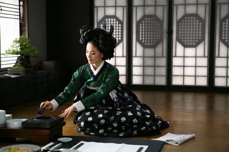[KR] Hwang Jin-i 200792134755