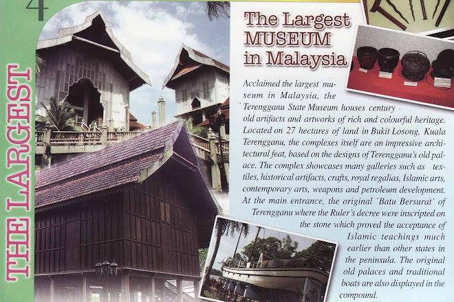 THE LARGEST MUSEUM IN MALAYSIA