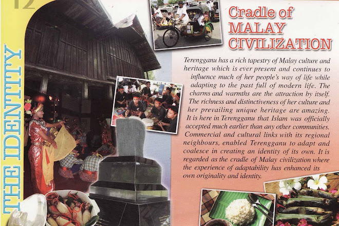 CRADLE OF MALAY CIVILIZATION