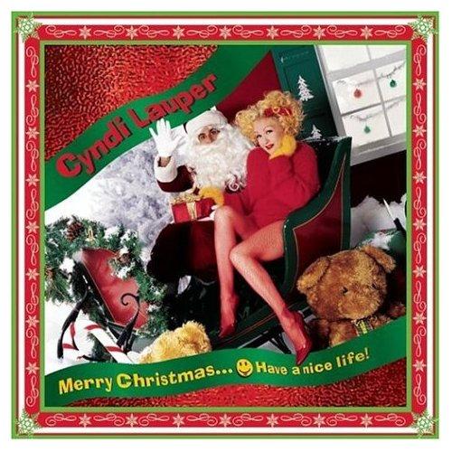 Cyndi Lauper Christmas Morning Cyndi Lauper – Merry Christmas
