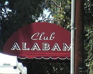Club Alabam, Central avenue, South Central Los Angeles