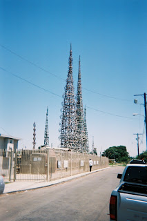 Watts Towers, South Central, Los Angeles