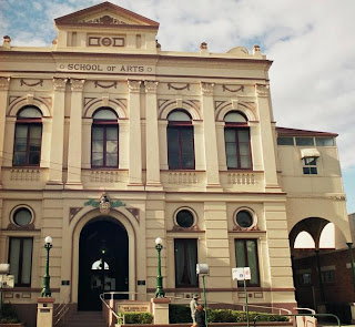 Maryborough : School of Arts